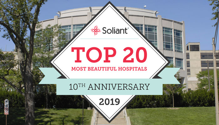 2019 Most Beautiful Hospitals List