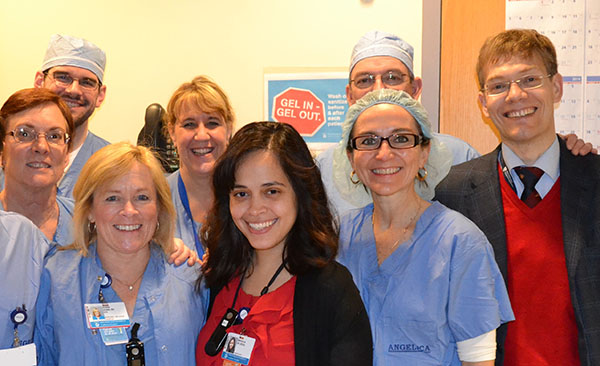 image of BWFH Interventional Nephrology staff