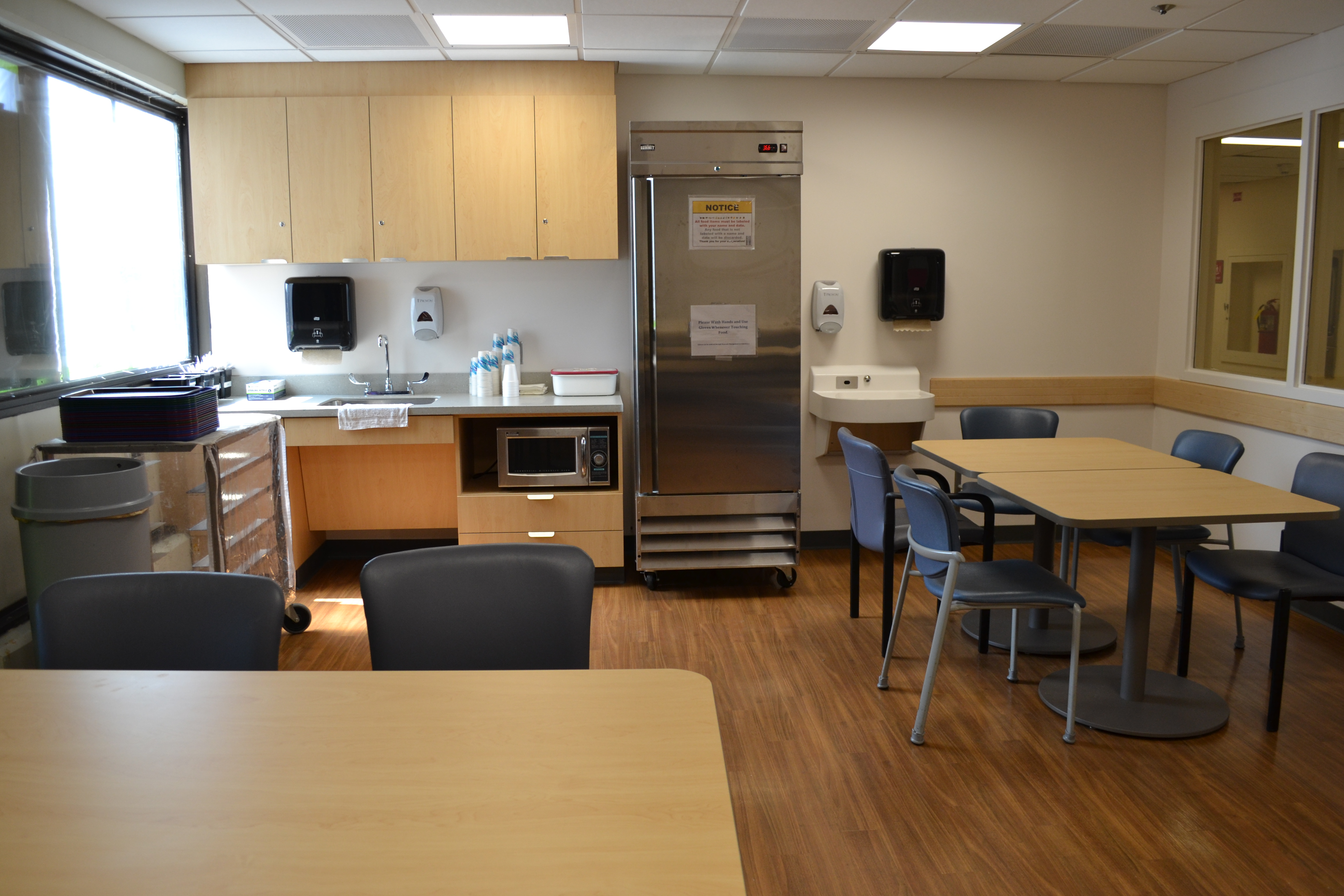 Department of Psychiatry completes renovations on 2 South