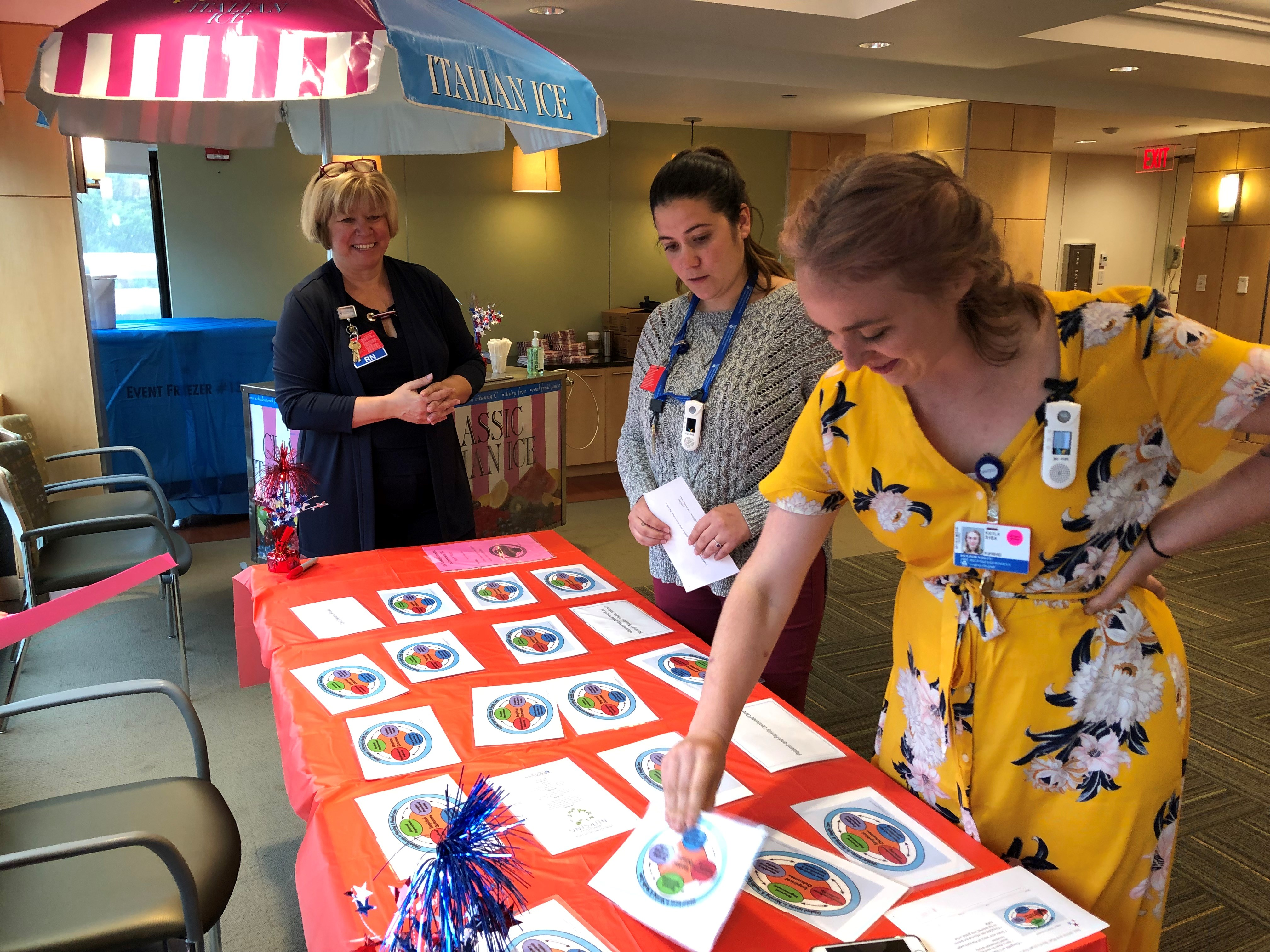 Hospital-wide Magnet readiness event