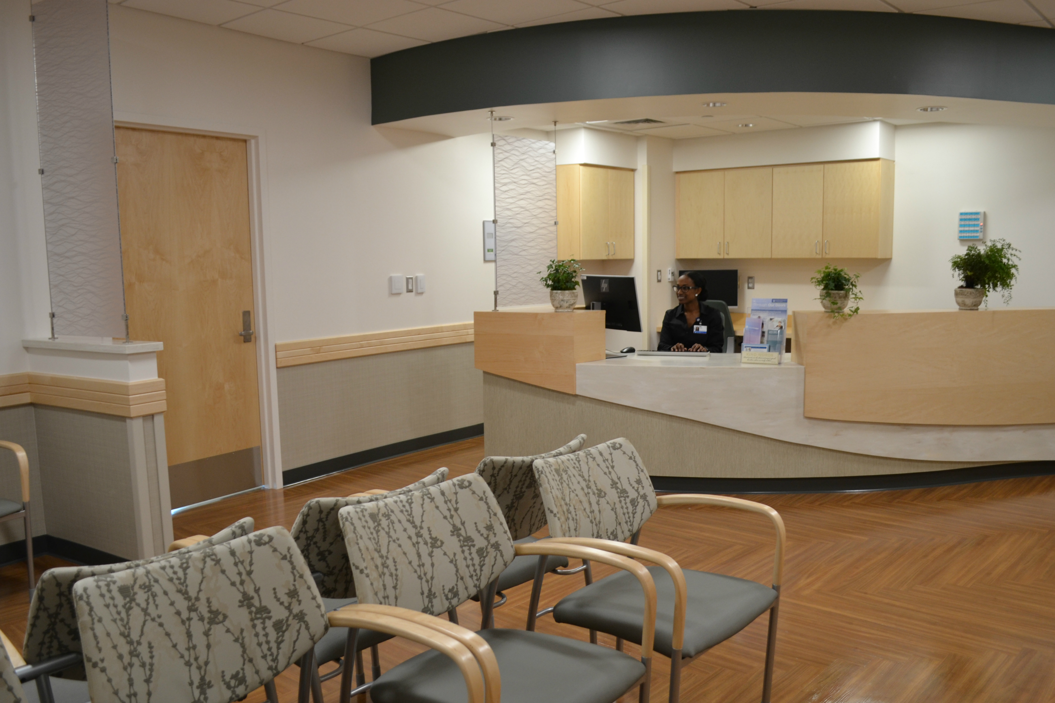 ... The Arnold Arboretum, Brigham And Womenu0027s Faulkner Hospital Has  Constructed A New State Of The Art Space For Its Special Testing And  Outpatient Infusion ...