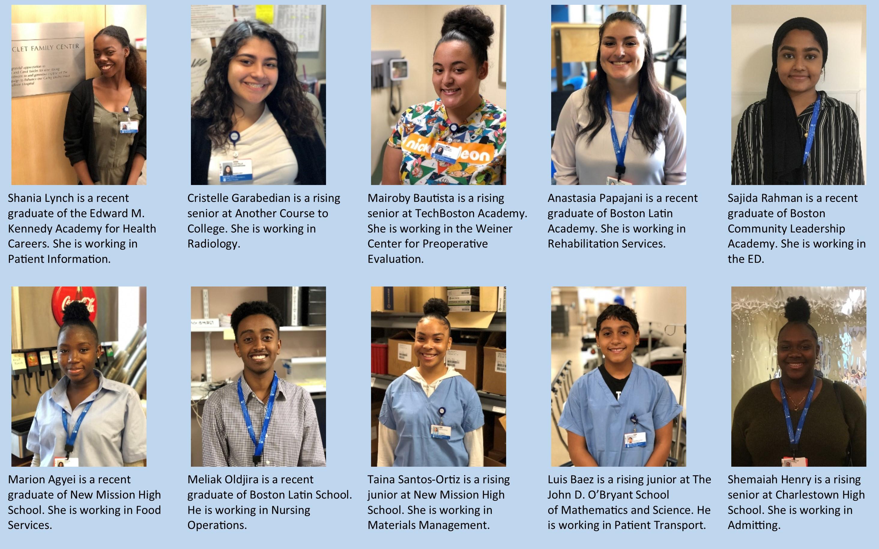 summer jobs program introduces local high school students